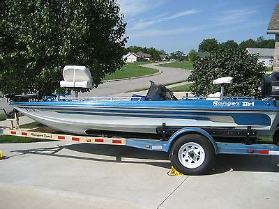 ranger bass boat no motor for sale 1981 bass boat boats for sale
