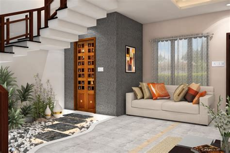 kerala home design with courtyard elegant sophisticate house designed by kerala home design
