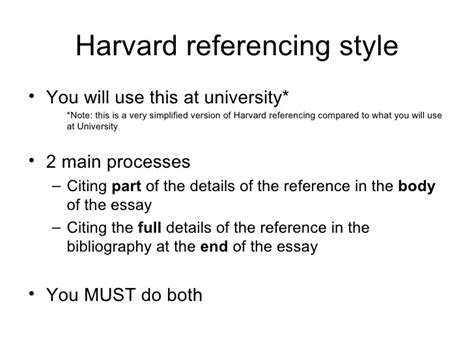 How To Make Reference Page For Essay by How To Reference