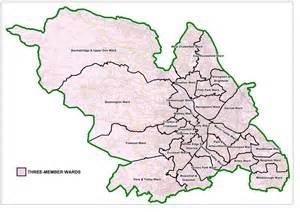 sheffield map sheffield lgbce