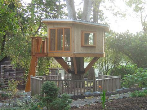 Making Simple Modern Tree House Design Design Bookmark 2146