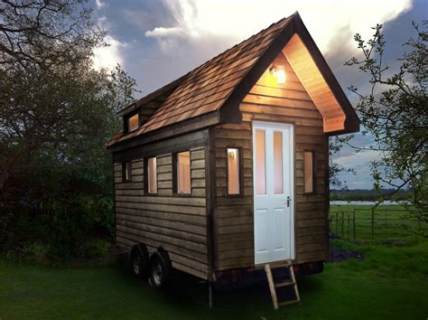 micro house images of tiny houses custom built for clients in the uk