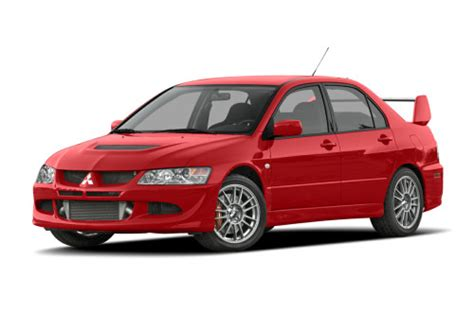 mitsubishi car 2004 2004 mitsubishi lancer evolution overview cars com