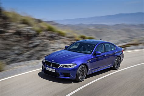 bmw m5 2018 bmw m5 look review motor trend