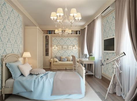 traditional home bedrooms blue cream traditional bedroom interior design ideas