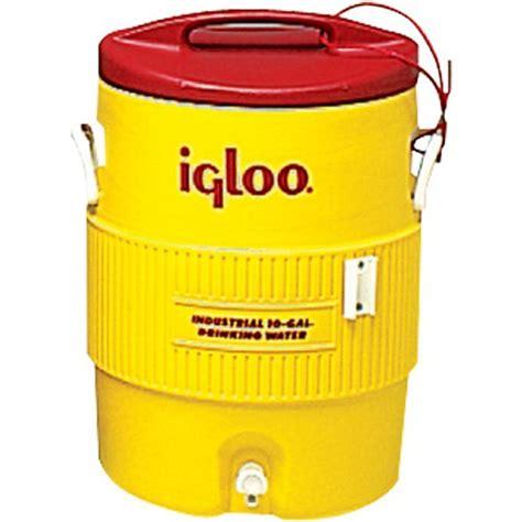 Water Dispenser Igloo igloo 10 gallon water cooler tennis court equipment