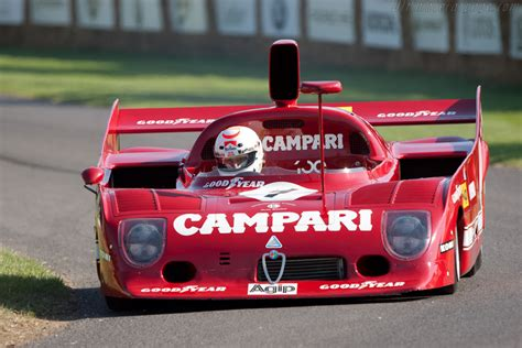 alfa romeo tipo 33 tt 12 chassis ar 11512 006 2011
