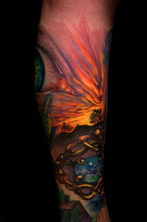 sunset tattoos sunsets and tattoos and body art on pinterest