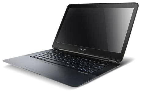 Laptop Acer Ultrabook S5 ces 2012 acer aspire s5 un ultrabook 13 3 pouces tr 232 s fin avec thunderbolt laptopspirit fr