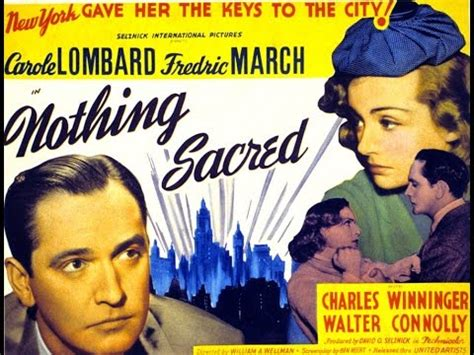 watch nothing sacred 1937 full hd movie official trailer nothing sacred full movie carole lombard fredric march screwball comedy old english full