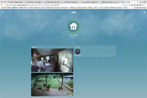 live home web nest indoor security review the gadgeteer