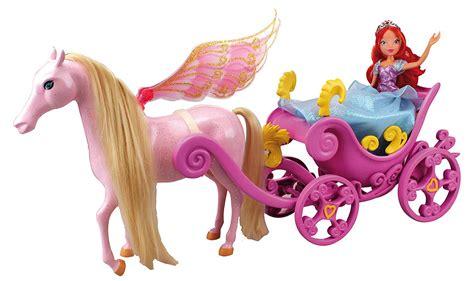 giochi di cucina delle winx carrozza winx principessa bloom cavallo fatato