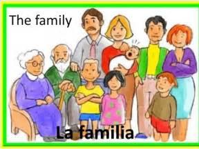 La Familia La Familia Bilingue