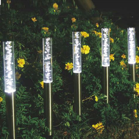 Solar Powered Patio Lighting Outdoor Garden Solar Power Landscape Path Lights Izvipi