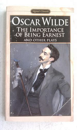 the importance of being earnest books book cover the importance of being earnest and other
