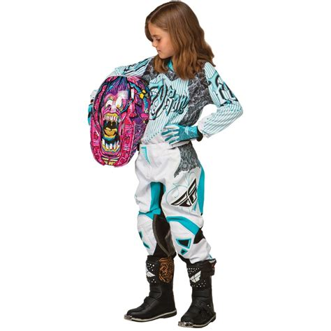 youth motocross gear package fly racing 2015 youth kinetic jersey race pant