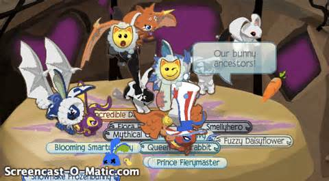 Animal jam bunny pets first d pictures