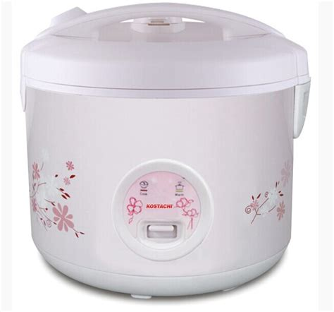 Rice Cooker Mls function stainless steel housing digital deluxe