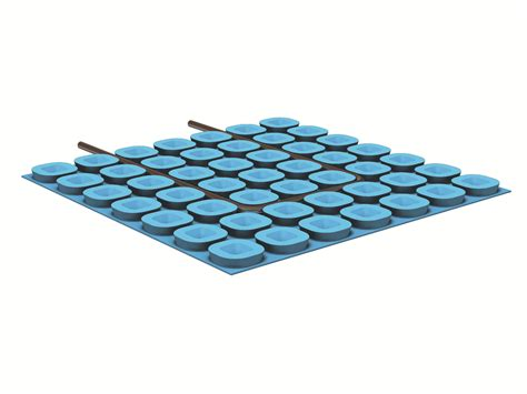 Radiant Floor Panels by Radiant Floor Panel Prodeso Heat System By Progress Profiles