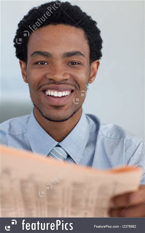 afro american business people afro american businessman with a