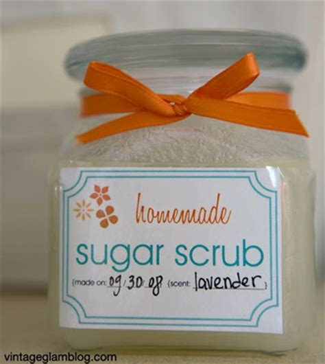 gifts for scrubs fans sustainable student homemade gift idea sugar scrub