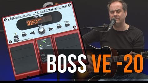 Harga Ve 20 Vocal Processor ve 20 vocal processor demo review featured in