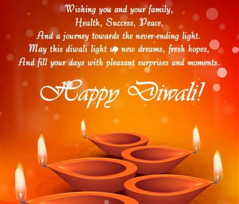 Wishing You And Your Family  Free Happy Diwali Wishes