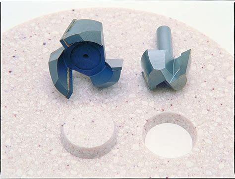 corian tools repair cutter set the pinske edge solid surface
