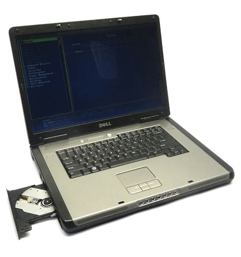Laptop Dell Precision M6300 dell precision m6300 17 quot laptop 2 40ghz 2 duo 4gb