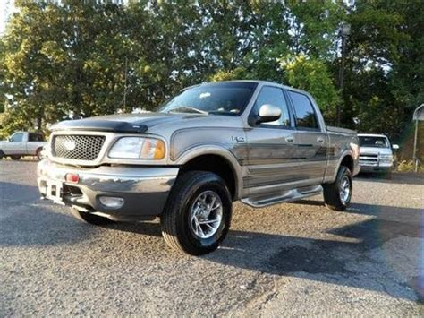 2001 F150 Engine by Takes 2001 Ford F 150 Crew Lariat Start Up