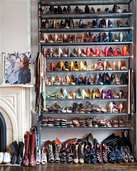 shoes how to display your favorite pairs