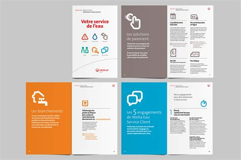 ui pattern style guide veolia france rodhamine design graphique