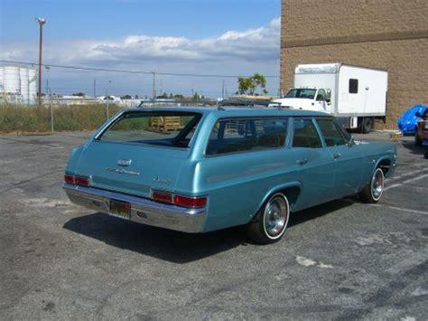 1966 impala wagon scaduto vendo chevrolet impala wagon 1966 28295