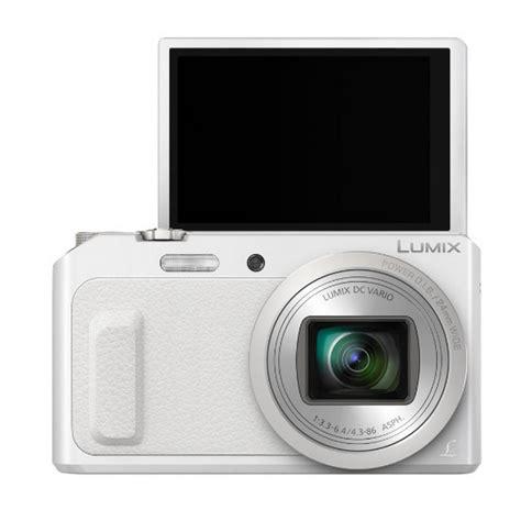 lumix wifi panasonic lumix dmc tz57 16mp blanca wifi