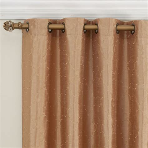 drapes grommet top stylemaster hudson grommet top curtain panel panels