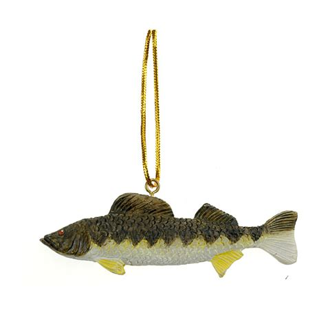 fish ornament fishing gadgets taimen