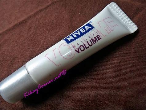 Lipgloss Nivea nivea volume lip balm images