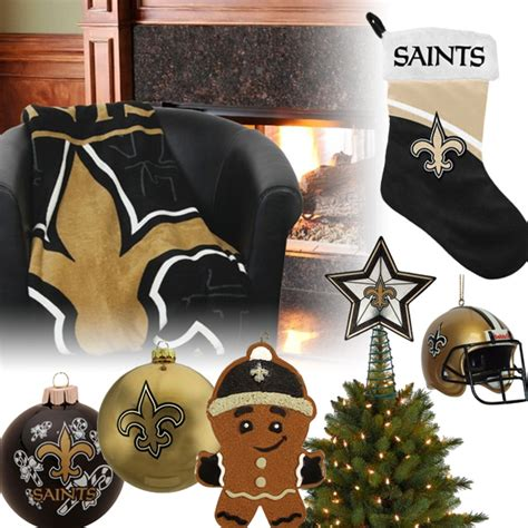new orleans saints christmas ornaments new orleans saints