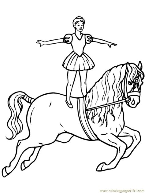 printable coloring pages of circus animals free coloring pages of circus animals
