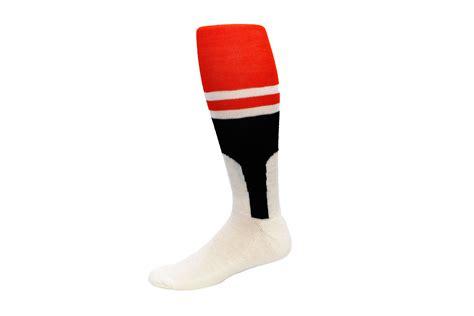 Sock 2in1 baseball softball socks soyadsocks