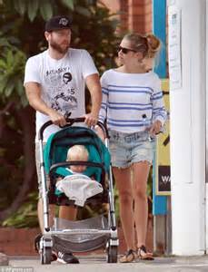 teresa palmer children s names teresa palmer enjoys family stroll with husband mark