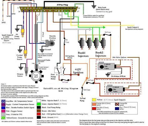 porsche 914 ecu wiring diagram megasquirt wiring diagram