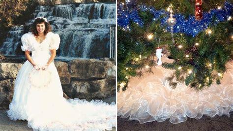 wedding dress tree skirt today com
