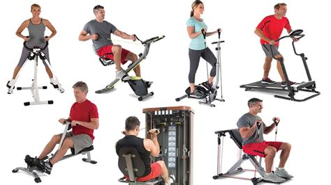 best home fitness equipment top 10 home exercise