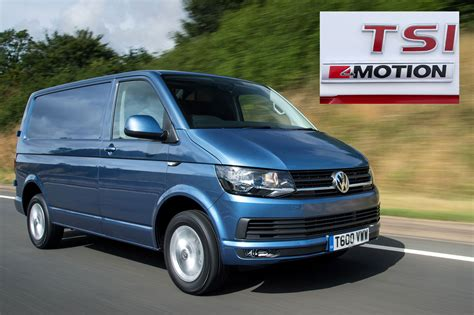 volkswagen tsi vw launches petrol powered transporter tsi models in the
