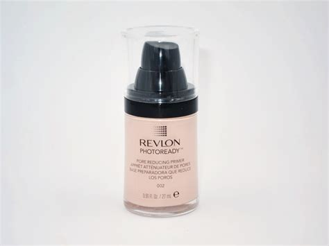 Revlon Primer revlon photoready pore reducing primer review swatches