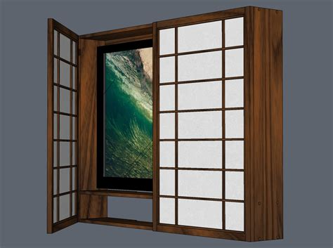Flat Screen Tv Wall Cabinets by Flat Screen Tv Cabinets With Doors Hostyhi