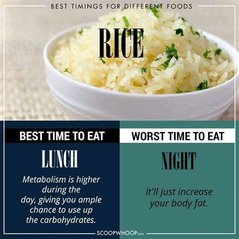 best food to eat the best and worst times to eat these foods stay at home