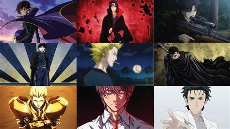 senpais top  favorite male anime characters senpai