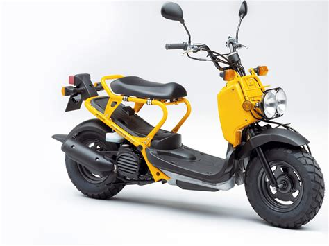 Honda Scooter by 2005 Honda Zoomer Scooter Wallpaper Review Specifications